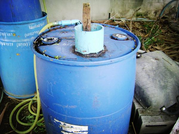 biogasstangpan