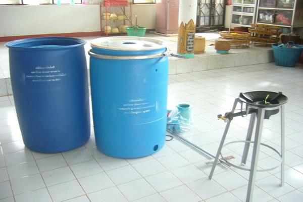 biogasstangwas